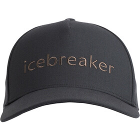 Icebreaker Logo Gorra, monsoon